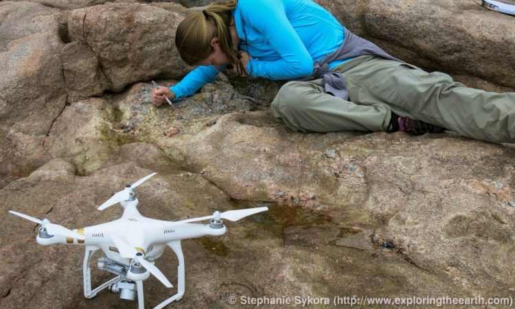 Mapping with drones • Exploring the Earth