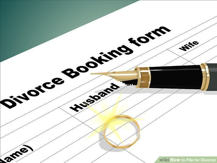 How to File for Divorce: 13 Steps (with Pictures) - wikiHow