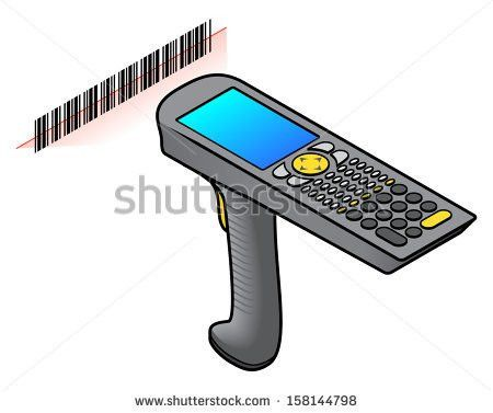 Handheld Scanner Stock Images, Royalty-Free Images & Vectors ...