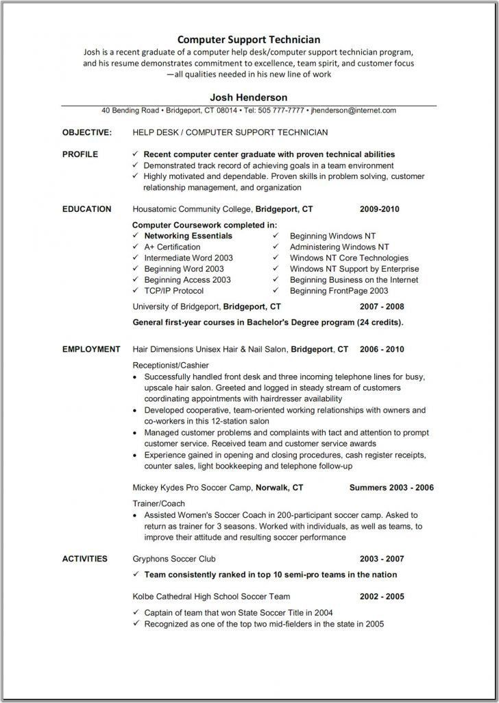 Resume Sample For Pharmacy Technician | Inspiredshares.com