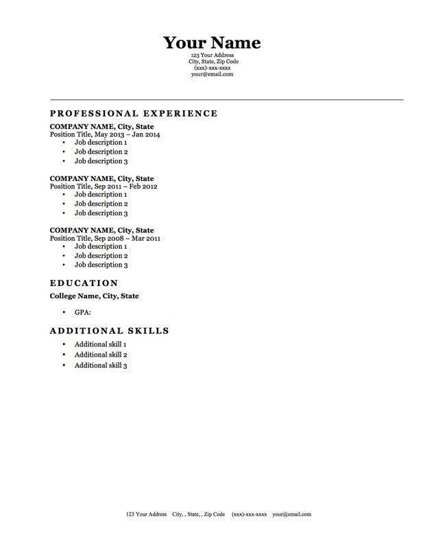 Free Job Resume Maker. my resume builder cv free jobs 4 9 apk ...