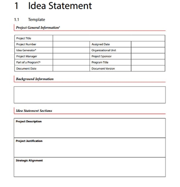Useful project management templates for managers | Bookboon Blog