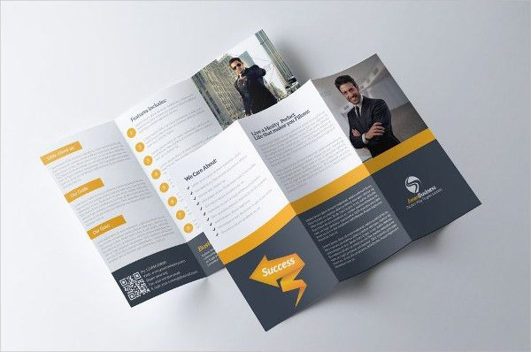 30+ Business Brochure Examples