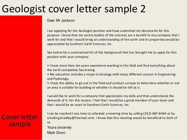 cover letter petroleum engineer