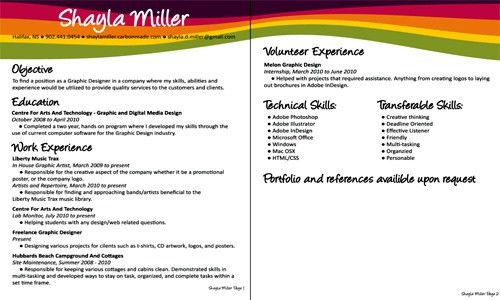 Graphic Design Objective  Graphic Design Resume Objective