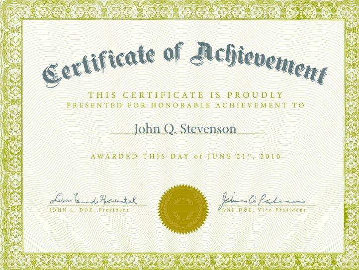 Premium Graduation Certificates | Certificate Templates