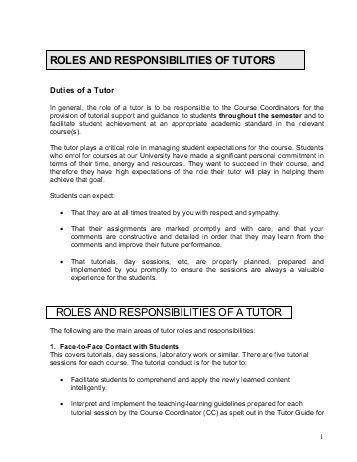 tutor resume tutor resume template 13 free samples examples