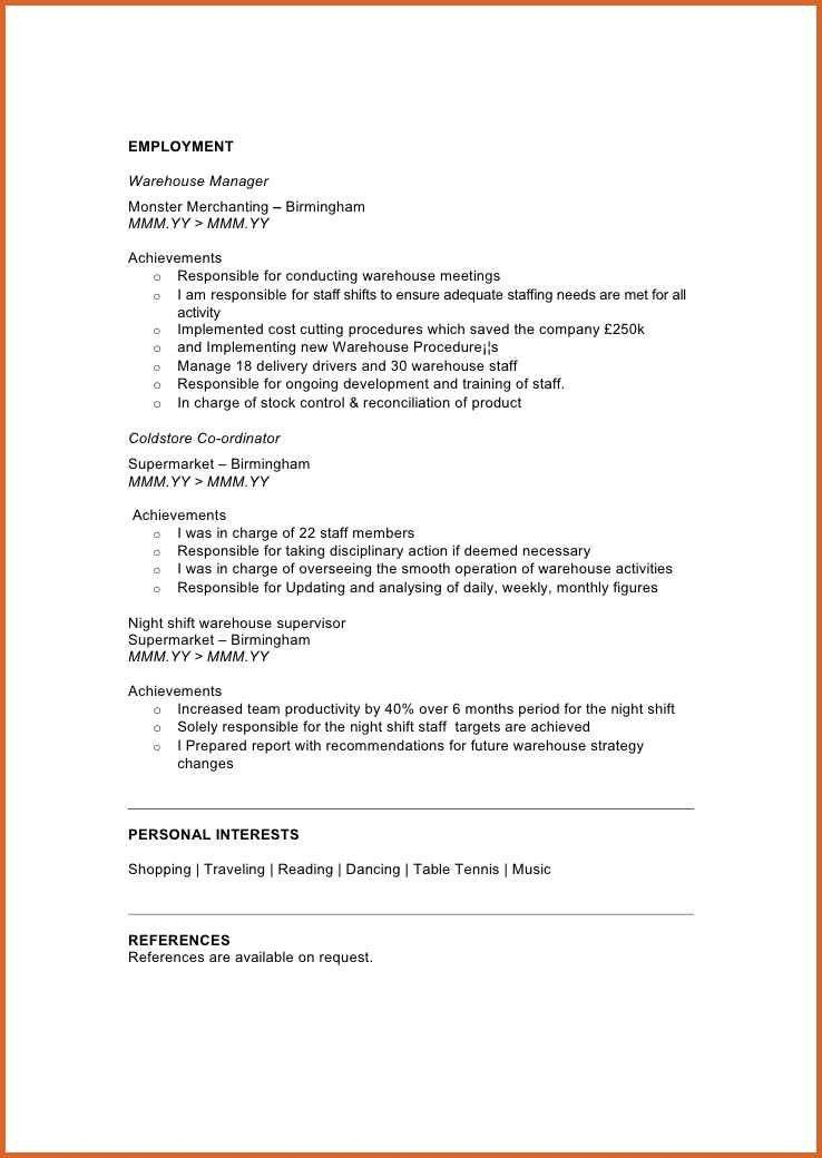 resume summary for customer service sample format qualifications ...