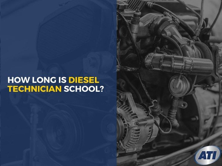 How Long Is Diesel Technician School? What Can I Expect ...