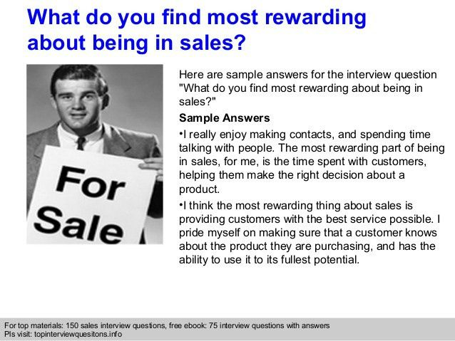 Bank sales executive interview questions and answers