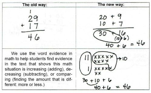 "How To Use ""Common Core"" Math — Cassandra Morgan"