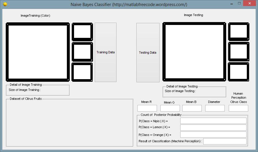 Naive Bayes Algorithm | Matlab Free Code