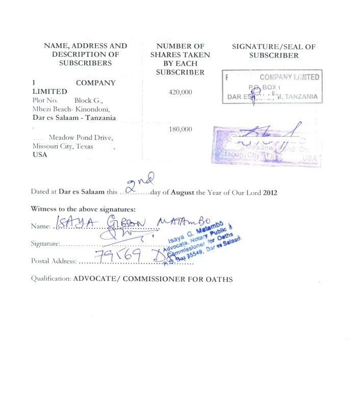 Memorandum Of Lease Agreement. 01 - Notarized Memorandum And ...