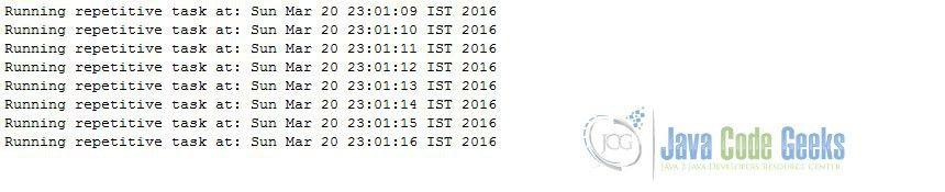 Java ScheduledExecutorService Example | Examples Java Code Geeks ...