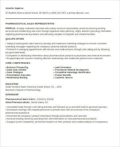 pharmaceutical sales resume examples sales resume example sales