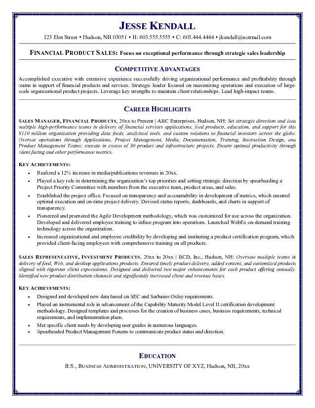 Objectives In Resumes. Best Chef Resume Examples Getting A Job As ...
