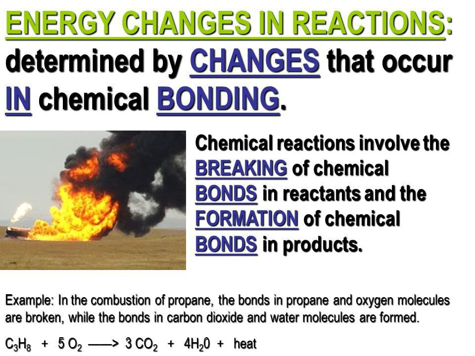 Describing a Chemical Reaction Indications of a Chemical Reaction ...