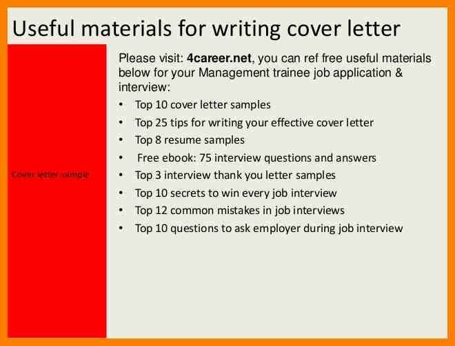 Common Mistakes On Manager Cover Letter - Templates