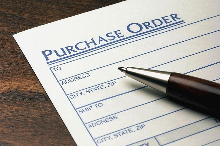Purchase Order - Definition of Retail Terms