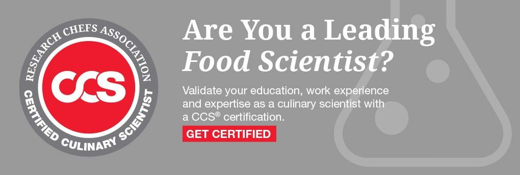 RCA : Research Chefs Association