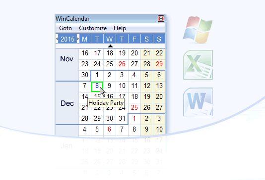 WinCalendar: Calendar Maker & Word, Excel, PDF Calendar downloads