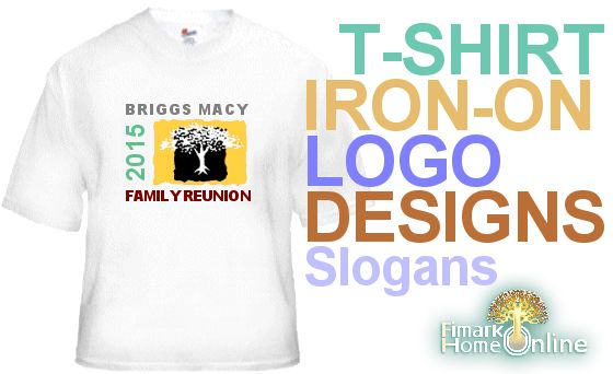 Predesigned Family Reunion T-shirt Ideas Edit and Sell Tees Online