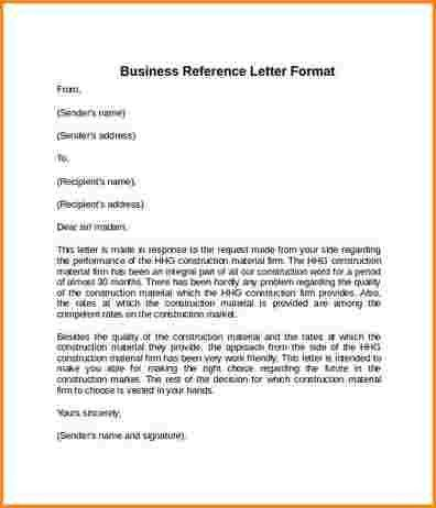 9+ format for reference letter | receipts template