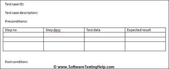 uat test case template | Mytemplate.co