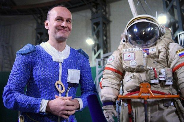 Tech Talk: Astronauts gear up for space with tough Russian training
