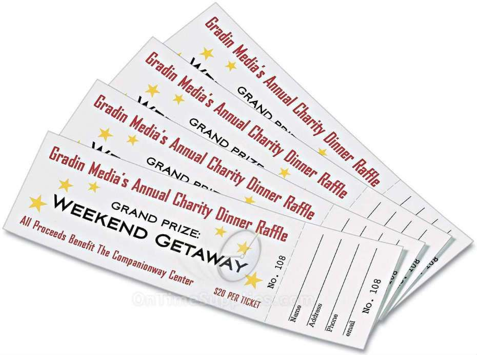 10 Best Images of Avery Event Ticket Templates - Avery Raffle ...