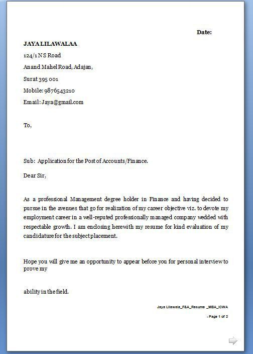 Cover Letter Email. Cover Letter Example Graphic Design Elegant ...