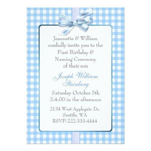 Custom Baby naming ceremony Invites Templates | Babyfavors4u