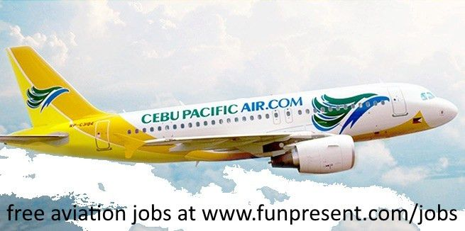 Cebu Pacific, introduction, careers, first officer & captain job ...