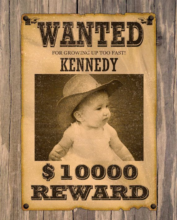 18 best Wanted posters images on Pinterest | Western theme ...