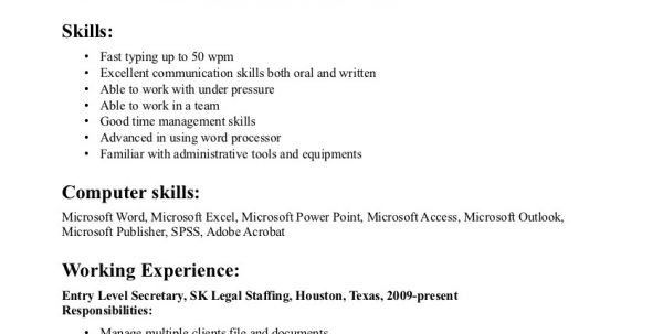 resume objective examples medical assistant. scholarship personal ...