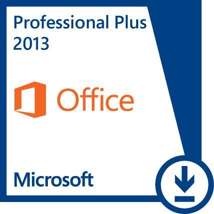 Microsoft Office Professional Plus 2013 (English) (Student Option ...