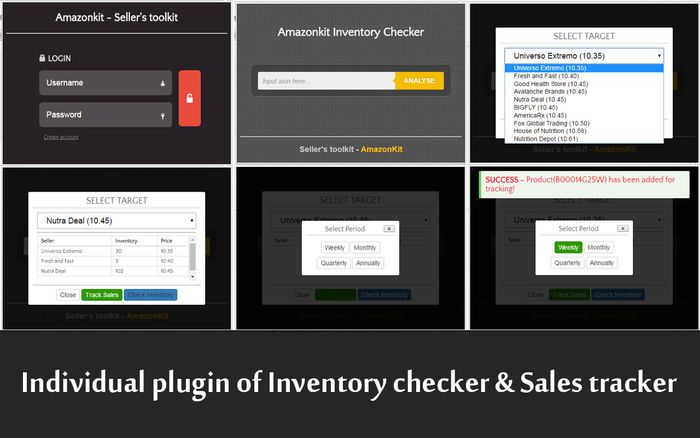 amazonkit inventory checker add ons for firefox