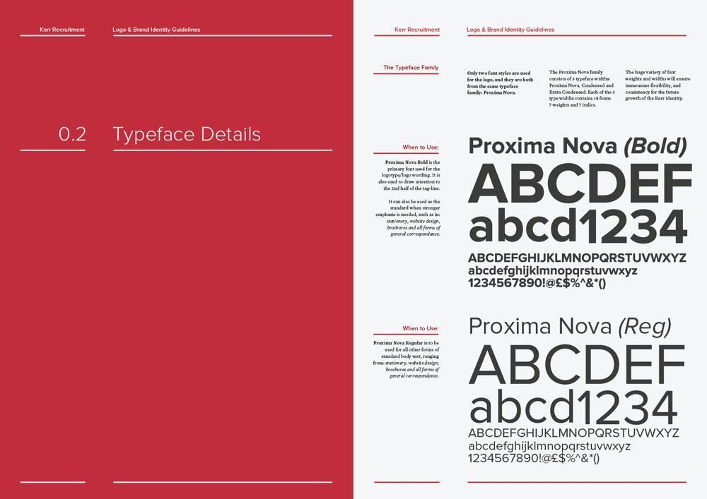 and Brand Identity Guidelines Template for Download