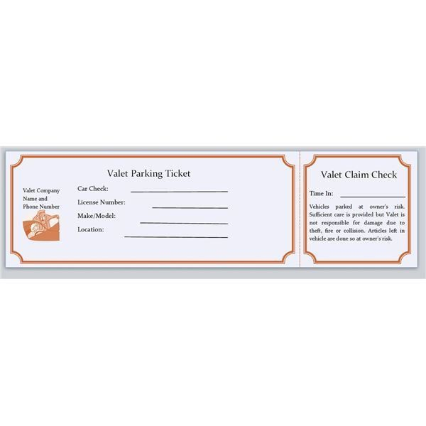 bus ticket template free