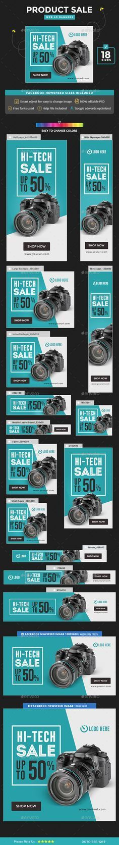Gifts for Her & Him | Web banners, Banners and Photoshop