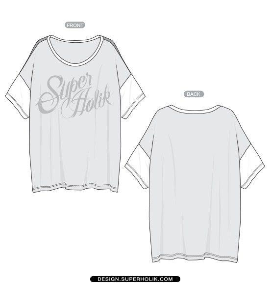 Fashion design templates, Vector illustrations and Clip ...