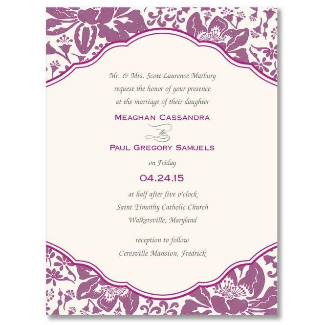 Engagement Card Invitation | PaperInvite