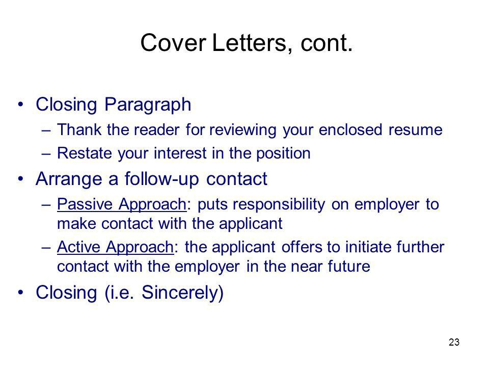 doc. resume examples templates cover letter closing paragraph ...