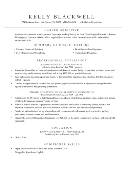 Resume Builder | Create a Professional Resume in Minutes!