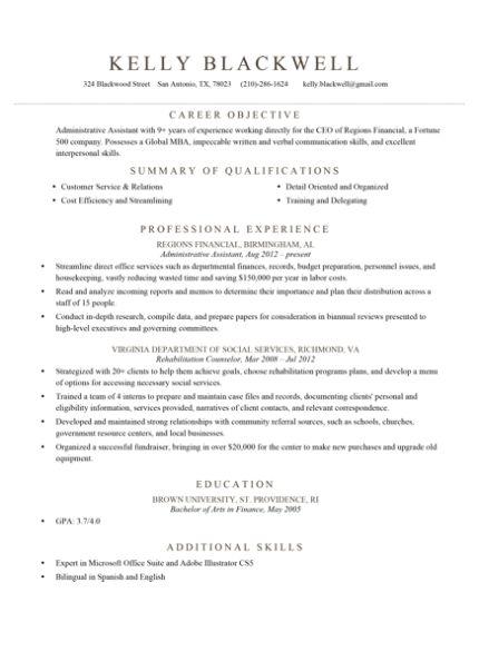 cornell resume builder