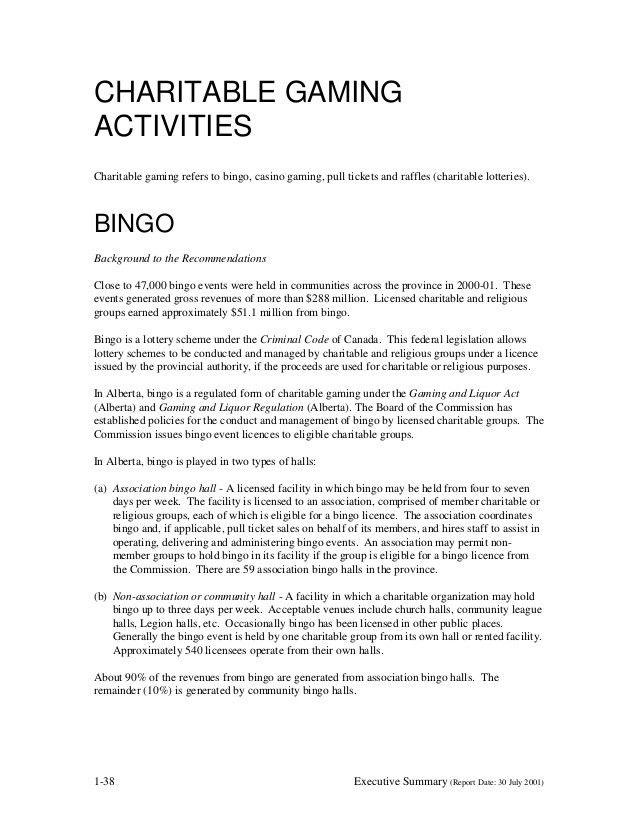 GLPR Report V1.1 - Executive Summary