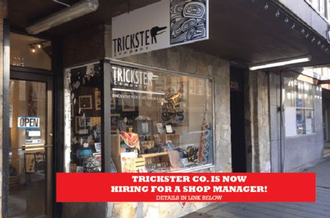 SHOP MANAGER | Trickster Company