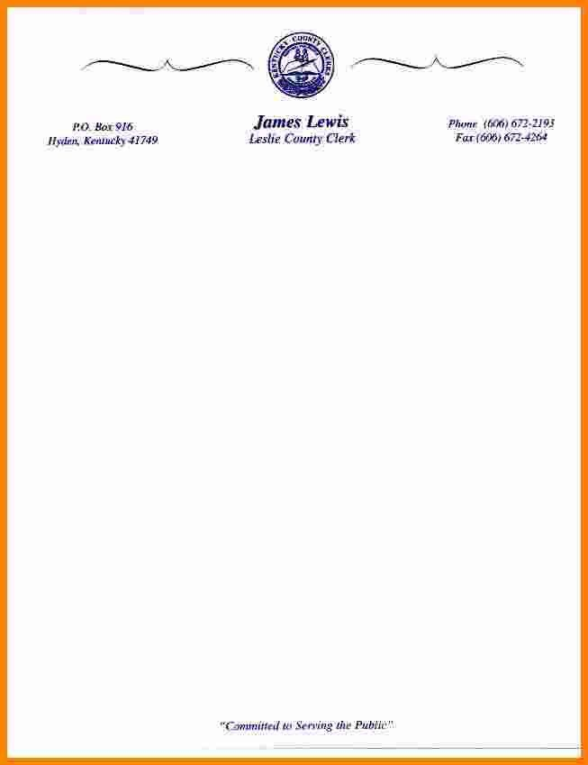 8+ it company letterhead format | ledger paper