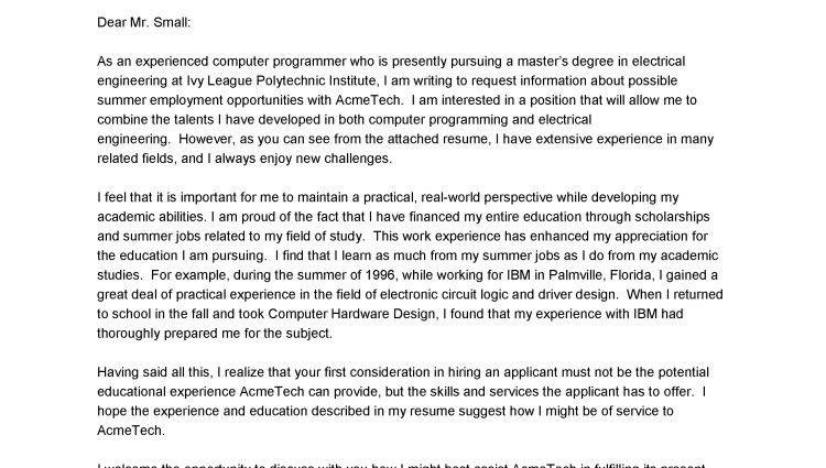 Example - Electrical Engineering - Writing Resume Sample | Writing ...