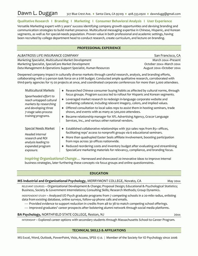 Resume Samples & Examples_BrightSide Resumes